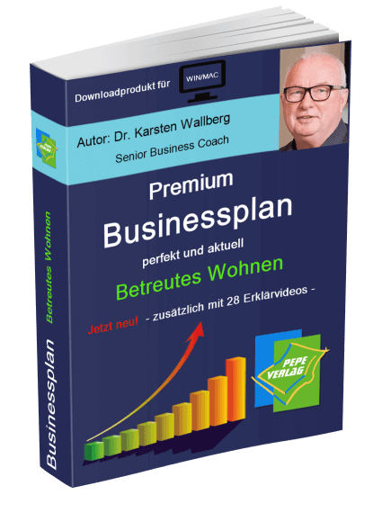 Betreutes Wohnen Businessplan - Downloadprodukt