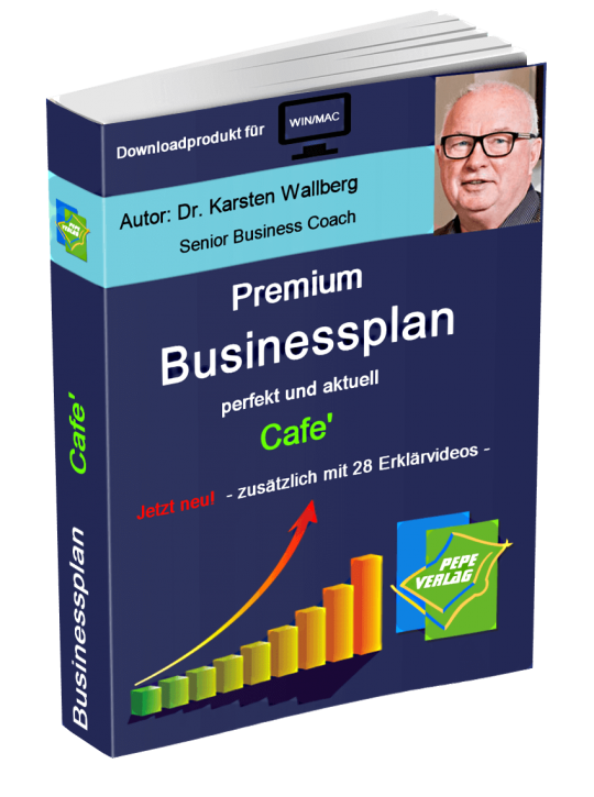 Cafe' Businessplan - Downloadprodukt