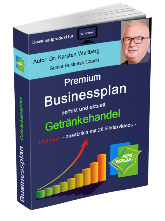 Getränkehandel Businessplan - Downloadprodukt