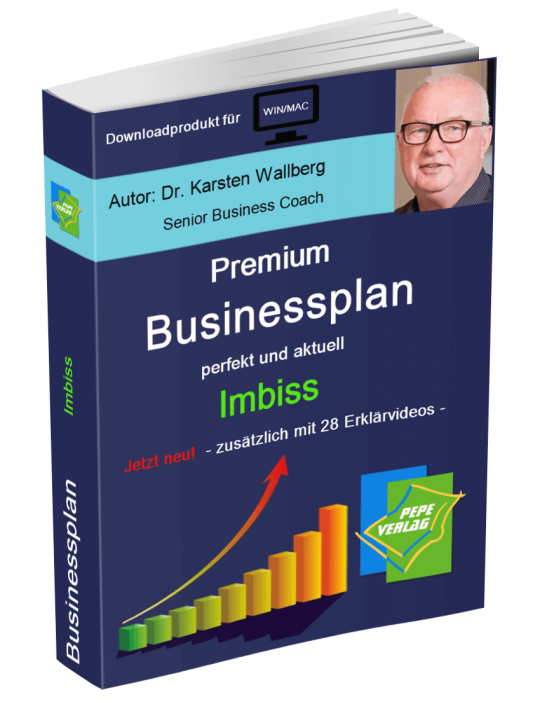 Imbiss Businessplan - Downloadprodukt