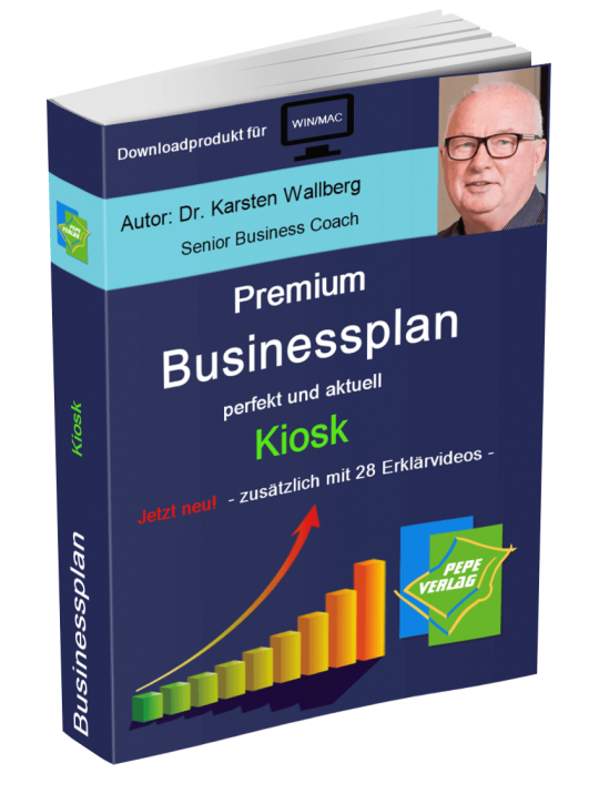 Kiosk Businessplan - Downloadprodukt