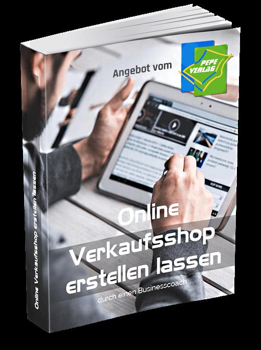 Online Shop (individuell) entwickeln und einrichten + 1 jährige Einarbeitungsbetreuung