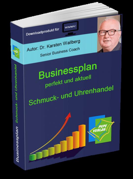 Schmuck- und Uhrenhandel Businessplan - Downloadprodukt