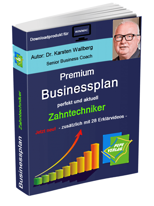 Zahntechniker Businessplan - Downloadprodukt