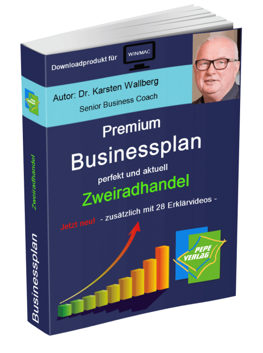 Zweiradhandel Businessplan Downloadprodukt