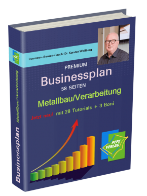 Metallbau Businessplan - Downloadprodukt